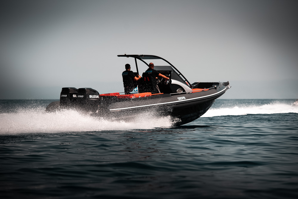 Storm boats sea yachting product photography σκαφη προιον φουσκωτα 006