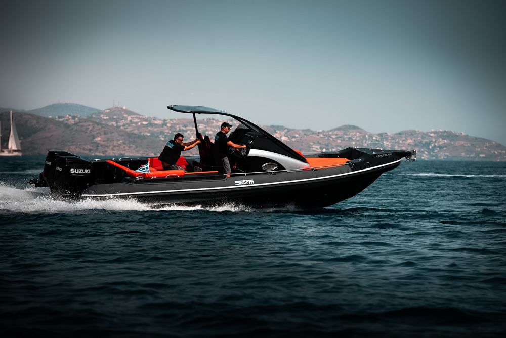 Storm boats sea yachting product photography σκαφη προιον φουσκωτα 013